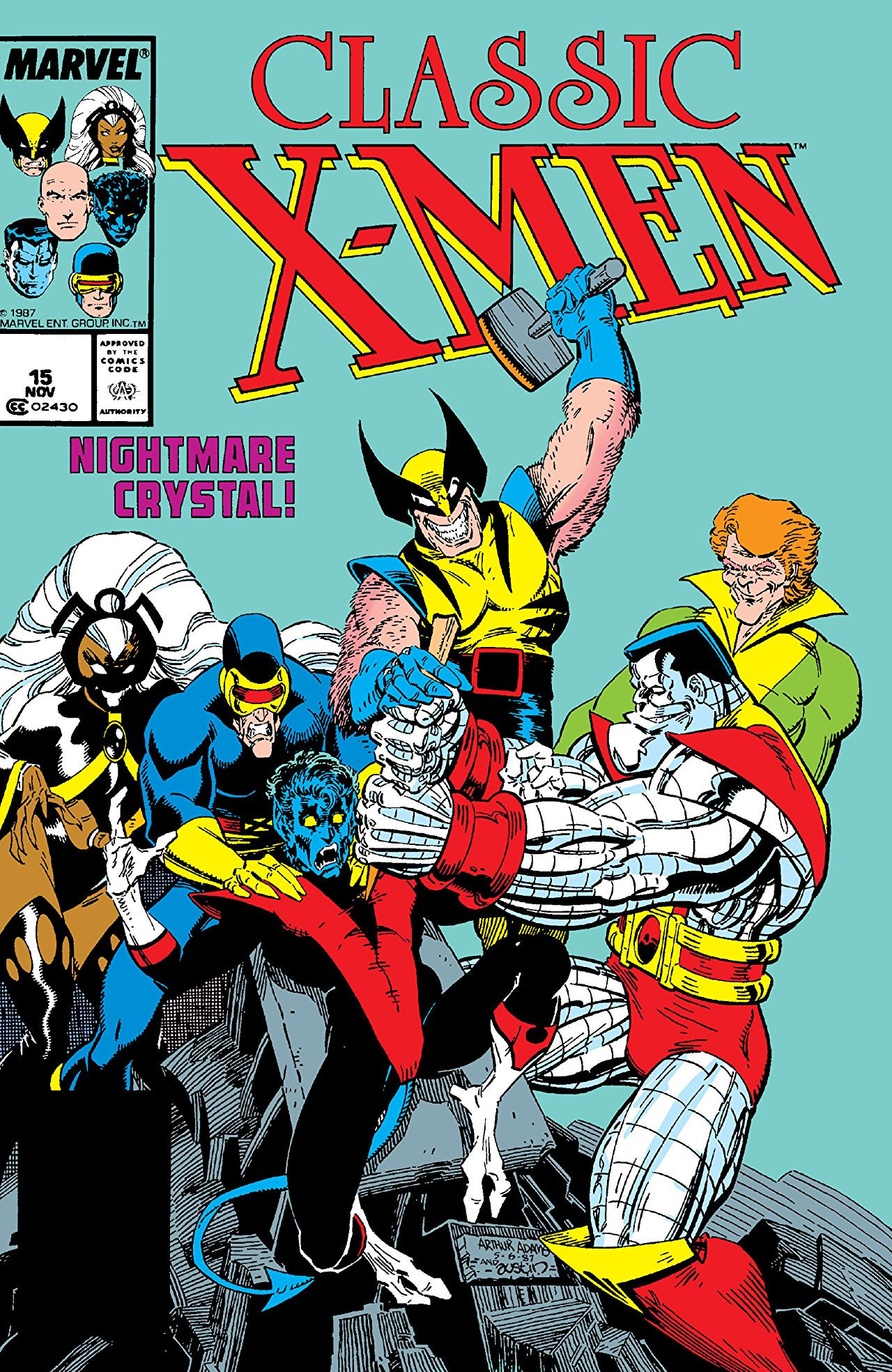 Classic X-Men Vol 1 15.jpg