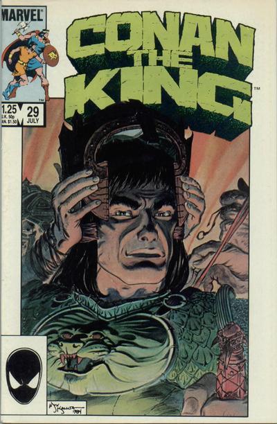 Conan the King Vol 1 29