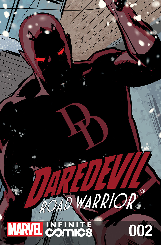 Daredevil: Road Warrior Infinite Comic Vol 1 2