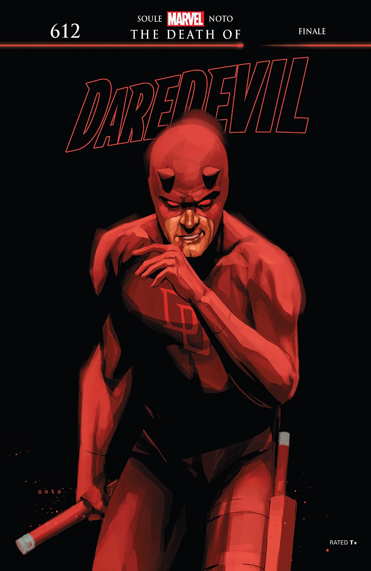 Daredevil Vol 1 612