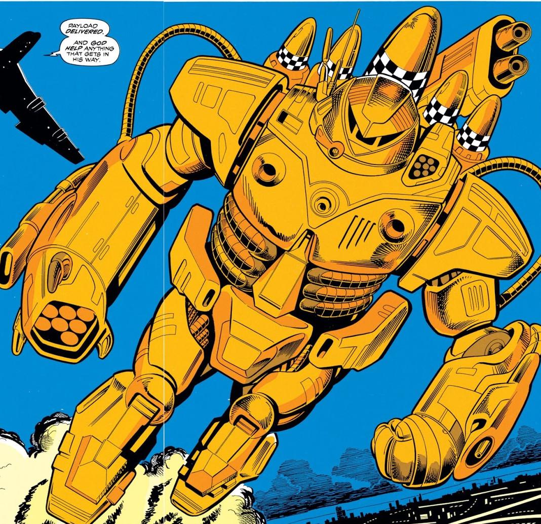 David Roberts (Earth-616)