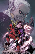 Deadpool Dracula's Gauntlet Vol 1 7 Textless