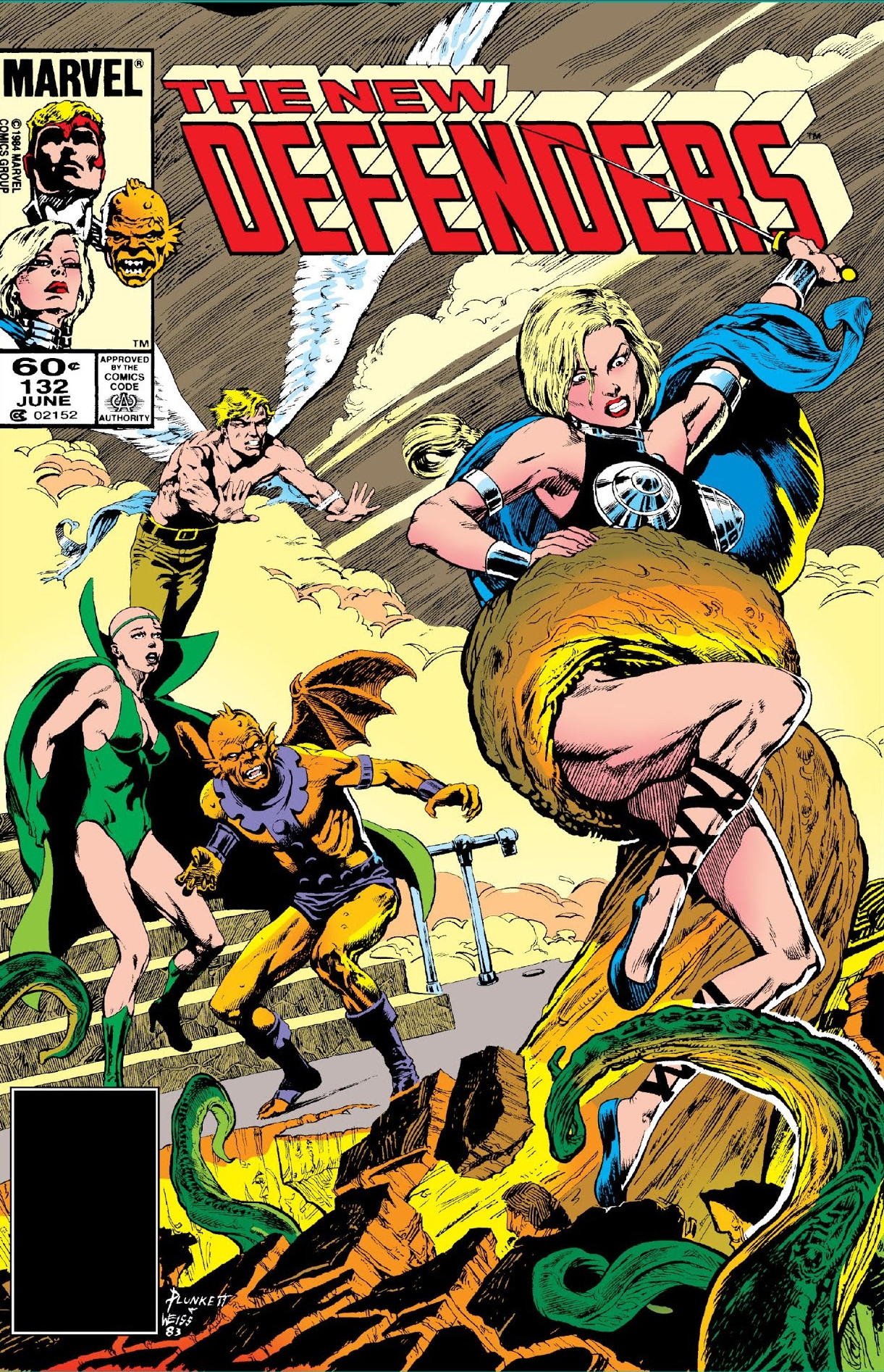 Defenders Vol 1 132