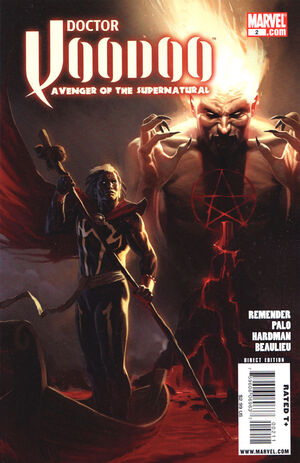 Doctor Voodoo Avenger of the Supernatural Vol 1 2.jpg
