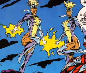 Double Trouble (Earth-616) from Northstar Vol 1 3 002.png