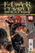Fear Itself Black Widow Vol 1 1