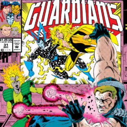 Guardians of the Galaxy Vol 1 31