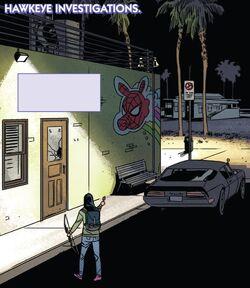 Hawkeye Investigations Office from Hawkeye Vol 5 2.jpg
