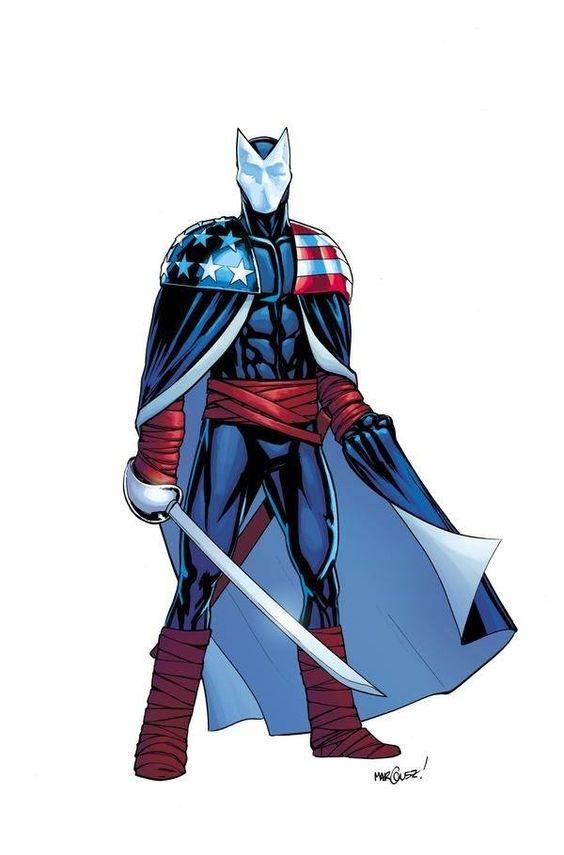 Citizen V Suit