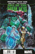 Incredible Hulk Vol 1 608