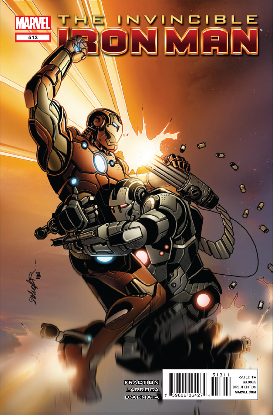 Invincible Iron Man Vol 1 513