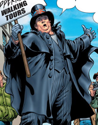 James Ransom (Earth-616)