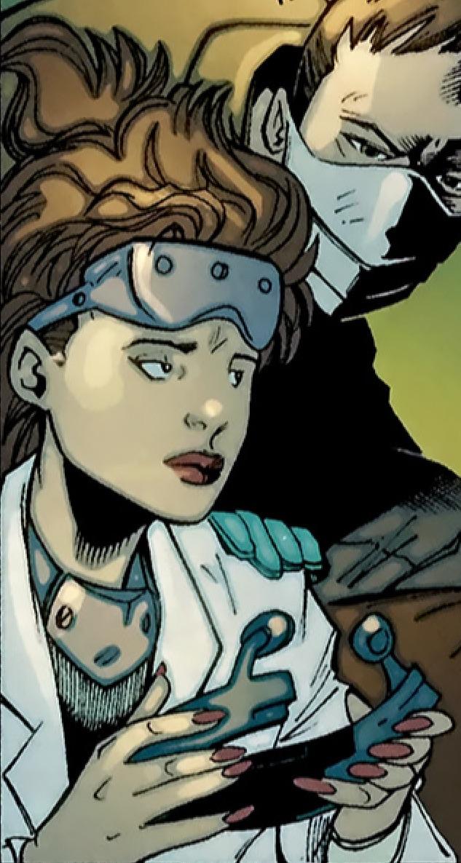 Janet Stein (Earth-616)