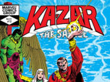 Ka-Zar the Savage Vol 1 12