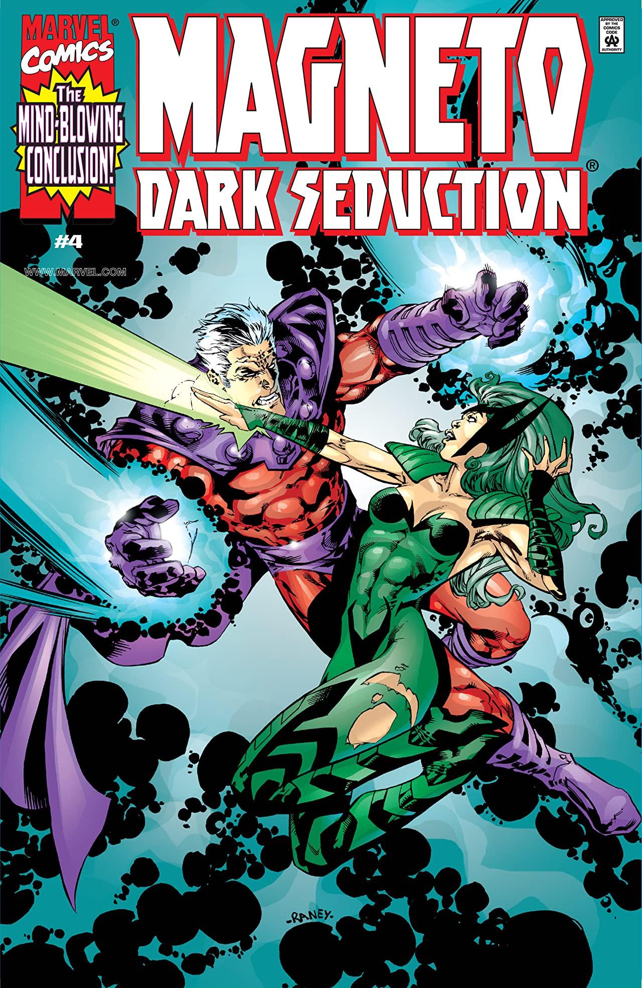 Magneto: Dark Seduction Vol 1 4
