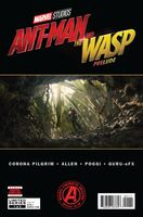 Marvel's Ant-Man and the Wasp Prelude Vol 1 1