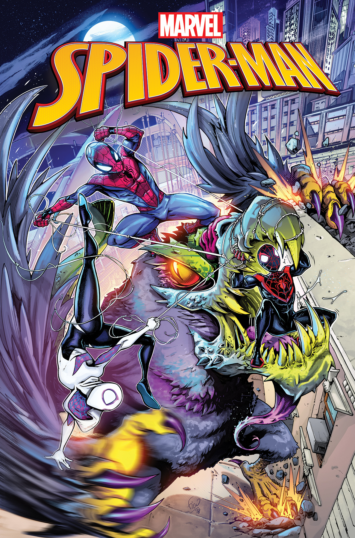 Marvel Action: Spider-Man Vol 1 3