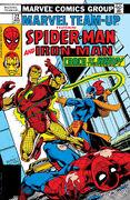 Marvel Team-Up Vol 1 72