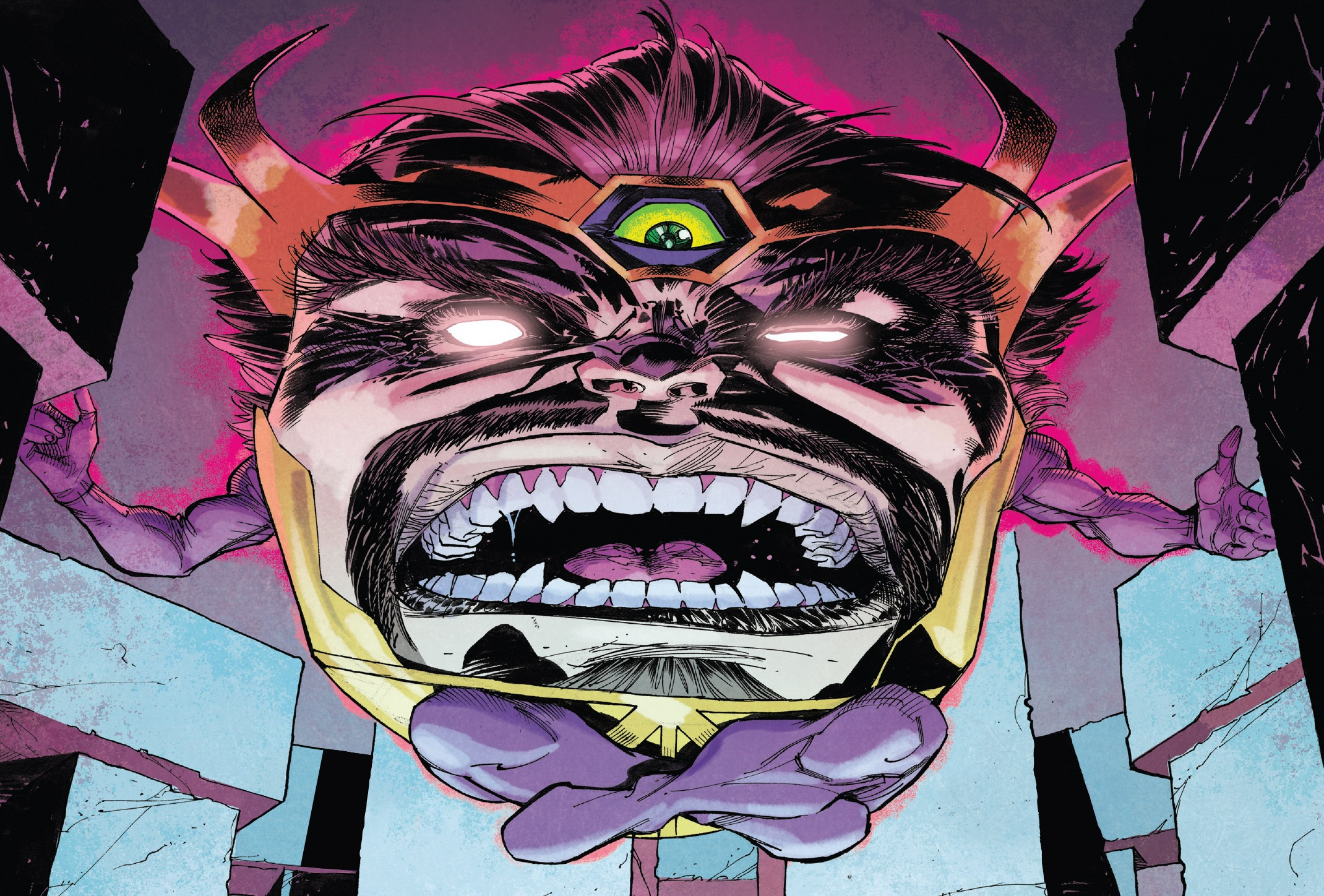 Mental Organism Ritually Designed for the OCcult (Warp World) (Earth-616)