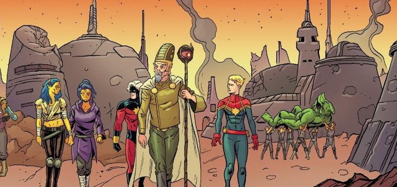 Mydonia from Generations Captain Marvel & Captain Mar-Vell Vol 1 1 001.png