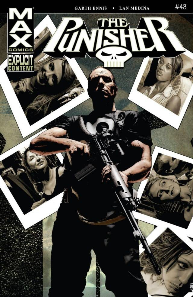 Punisher Vol 7 43