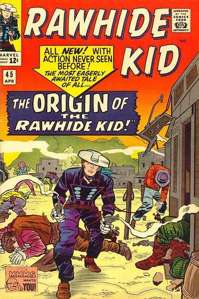 Rawhide Kid Vol 1 45