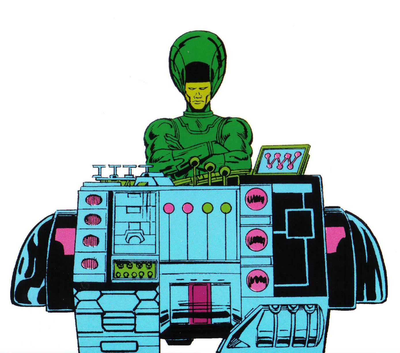 Recorder 211 (Earth-616)