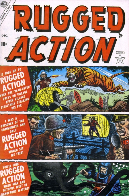 Rugged Action Vol 1