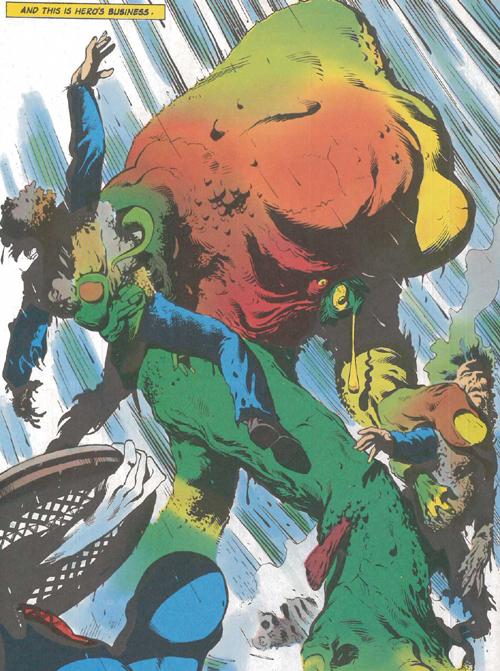 Sidney Crumb (Earth-616)