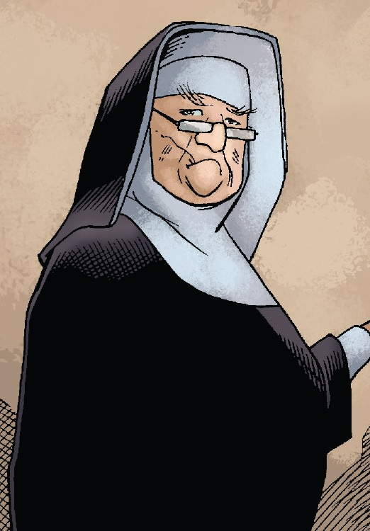 Sister Danielle (Earth-616)