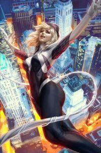 Spider-Gwen Ghost-Spider Vol 1 1 Artgerm Virgin Variant.jpg