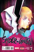 Spider-Gwen Vol 1 5