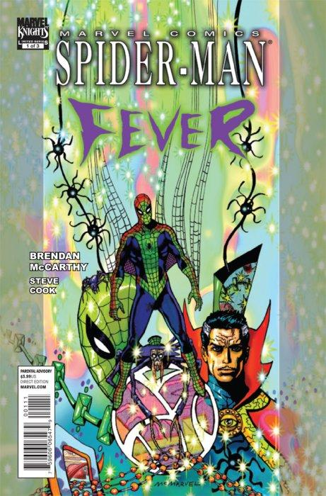 Spider-Man: Fever Vol 1 1