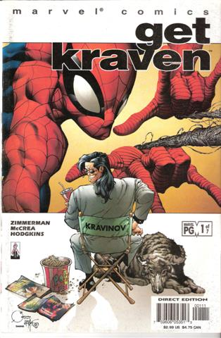 Spider-Man: Get Kraven Vol 1 1