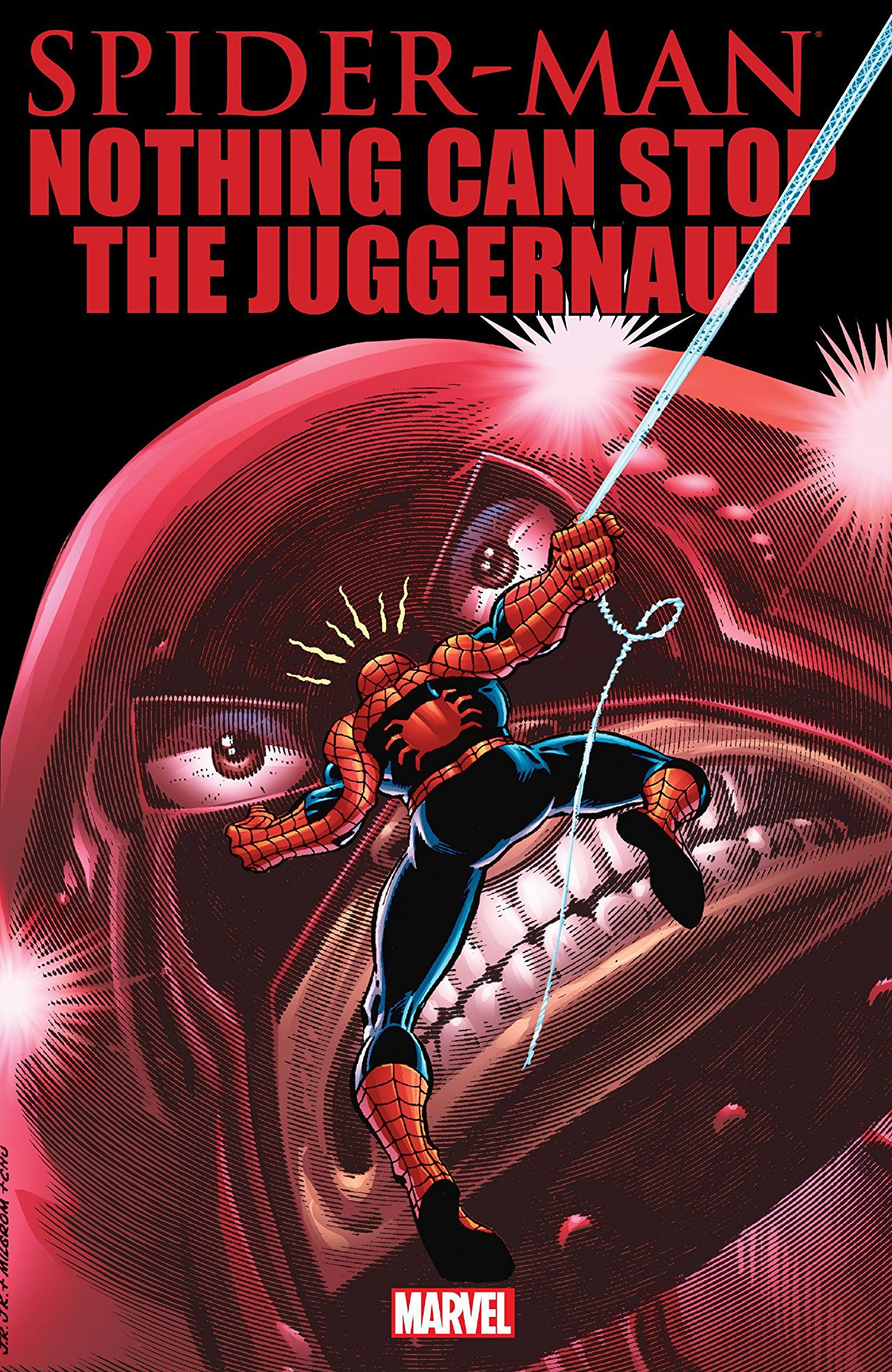 Spider-Man: Nothing Can Stop The Juggernaut TPB Vol 1 1