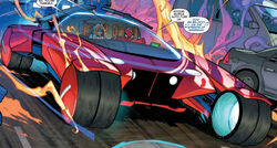 Spider-Mobile from Amazing Spider-Man Vol 4 1 001.jpg