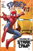 Spidey School's Out Vol 1 1