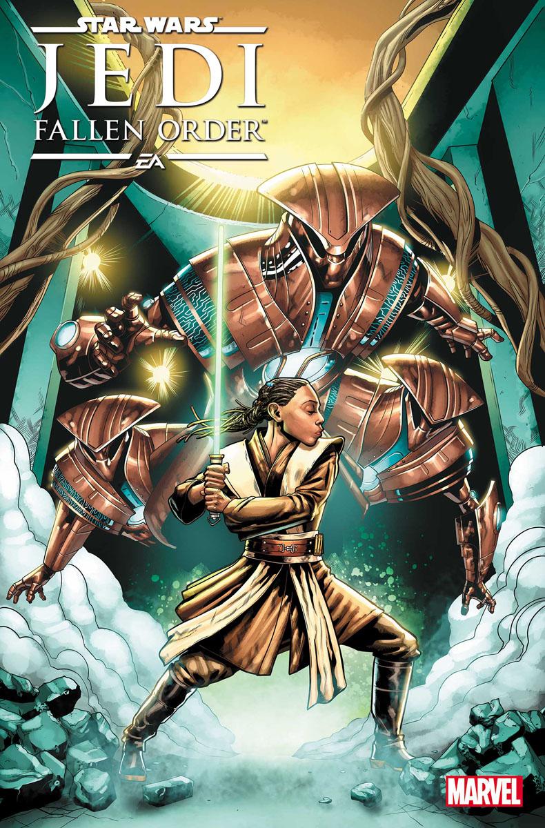 Star Wars: Jedi Fallen Order - Dark Temple Vol 1 4