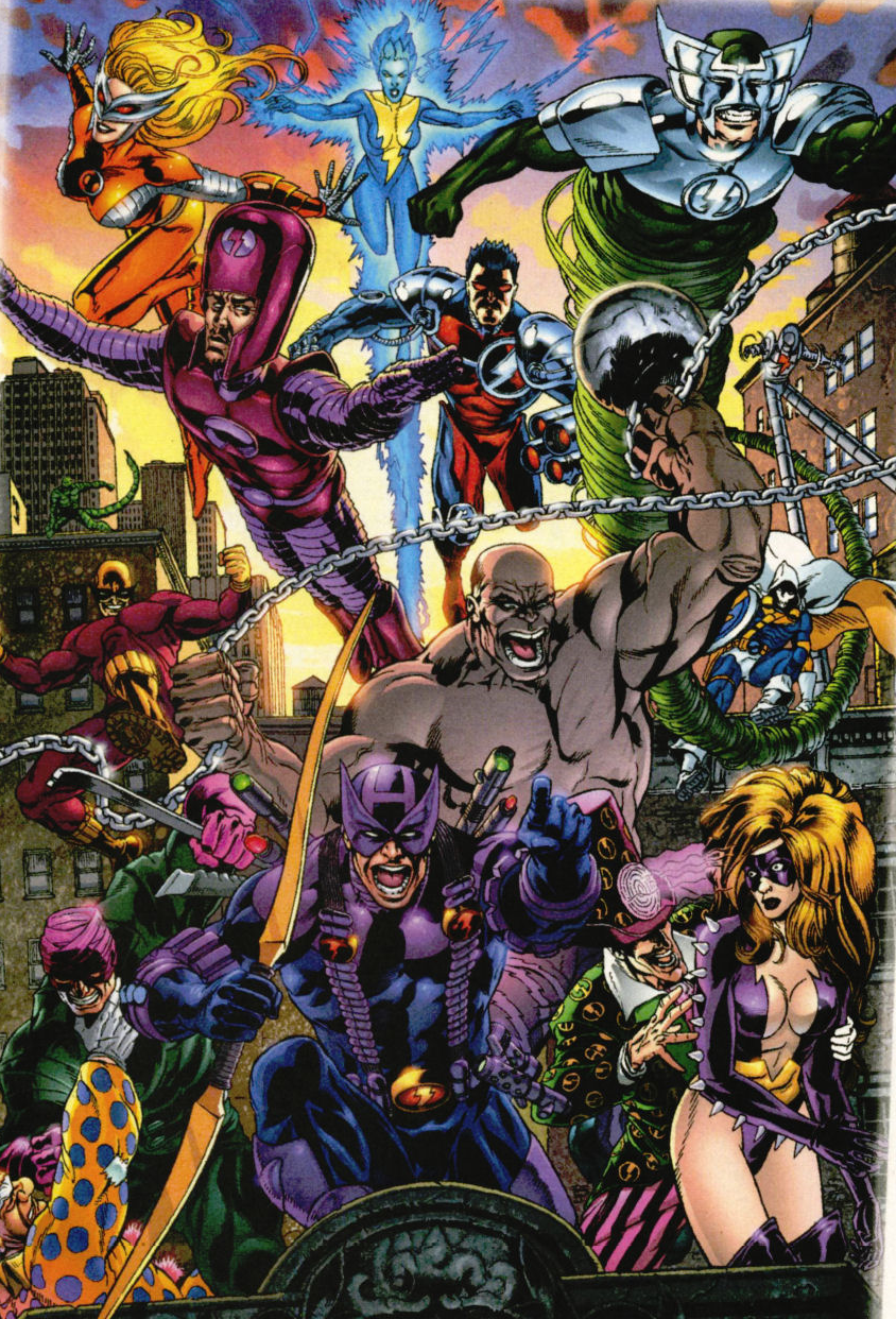 Thunderbolts (Earth-22000)/Gallery