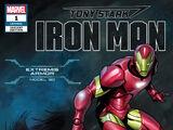 Tony Stark: Iron Man Vol 1 1