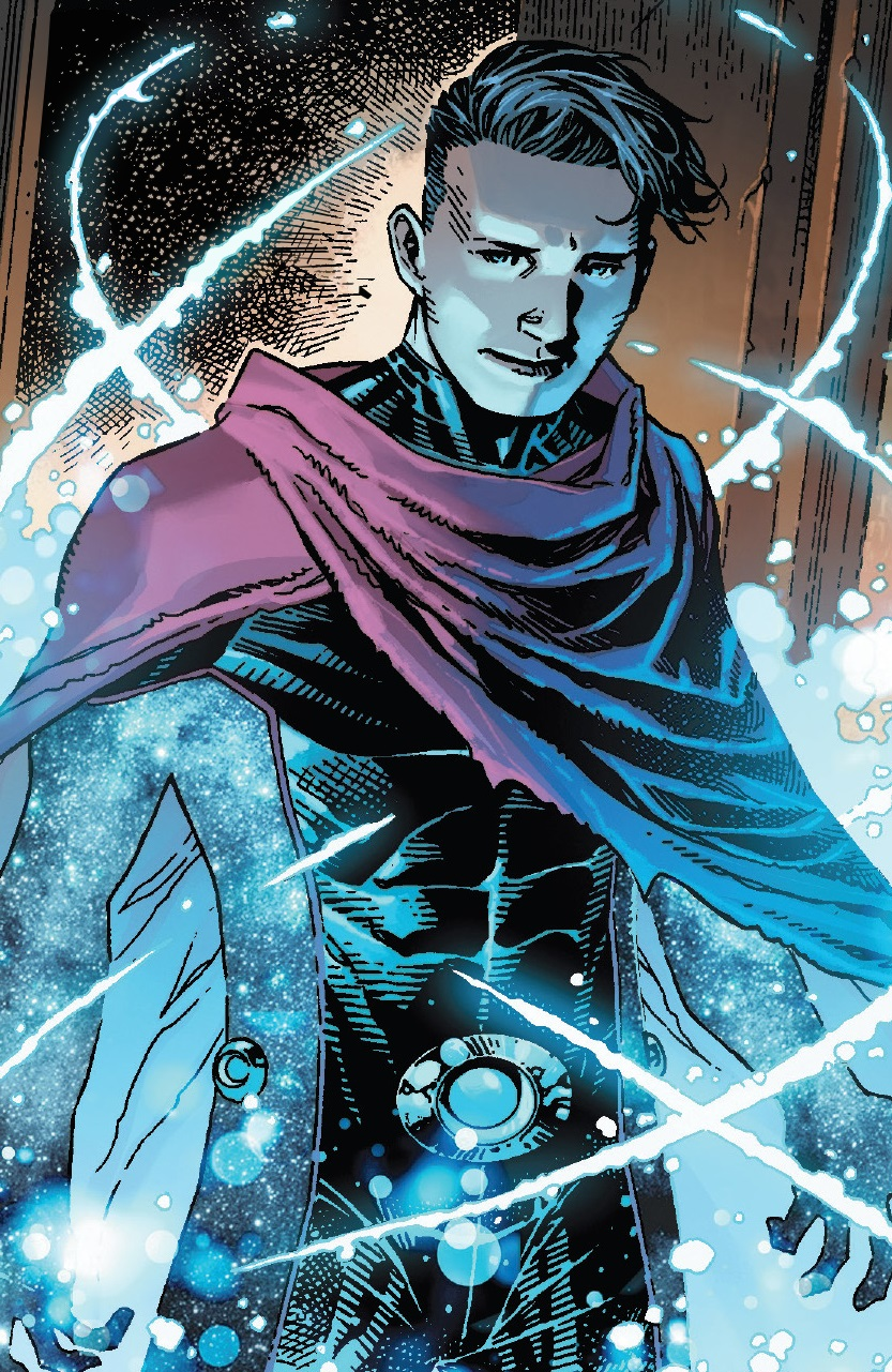 William Kaplan (Earth-616)