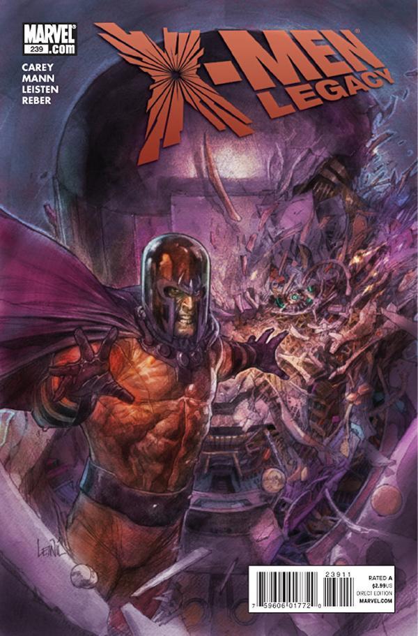 X-Men: Legacy Vol 1 239