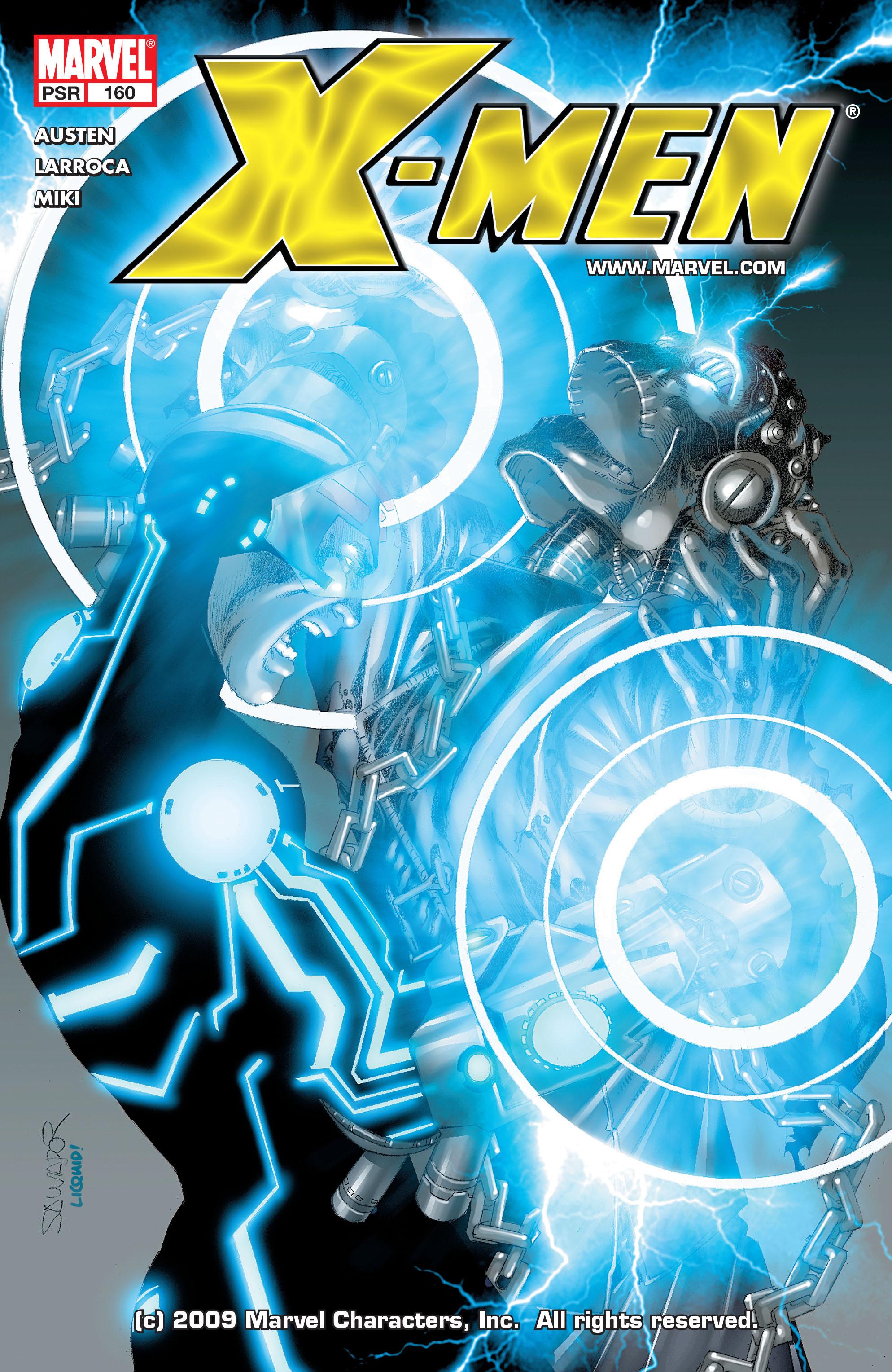 X-Men Vol 2 160