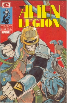 Alien Legion Vol 1 14