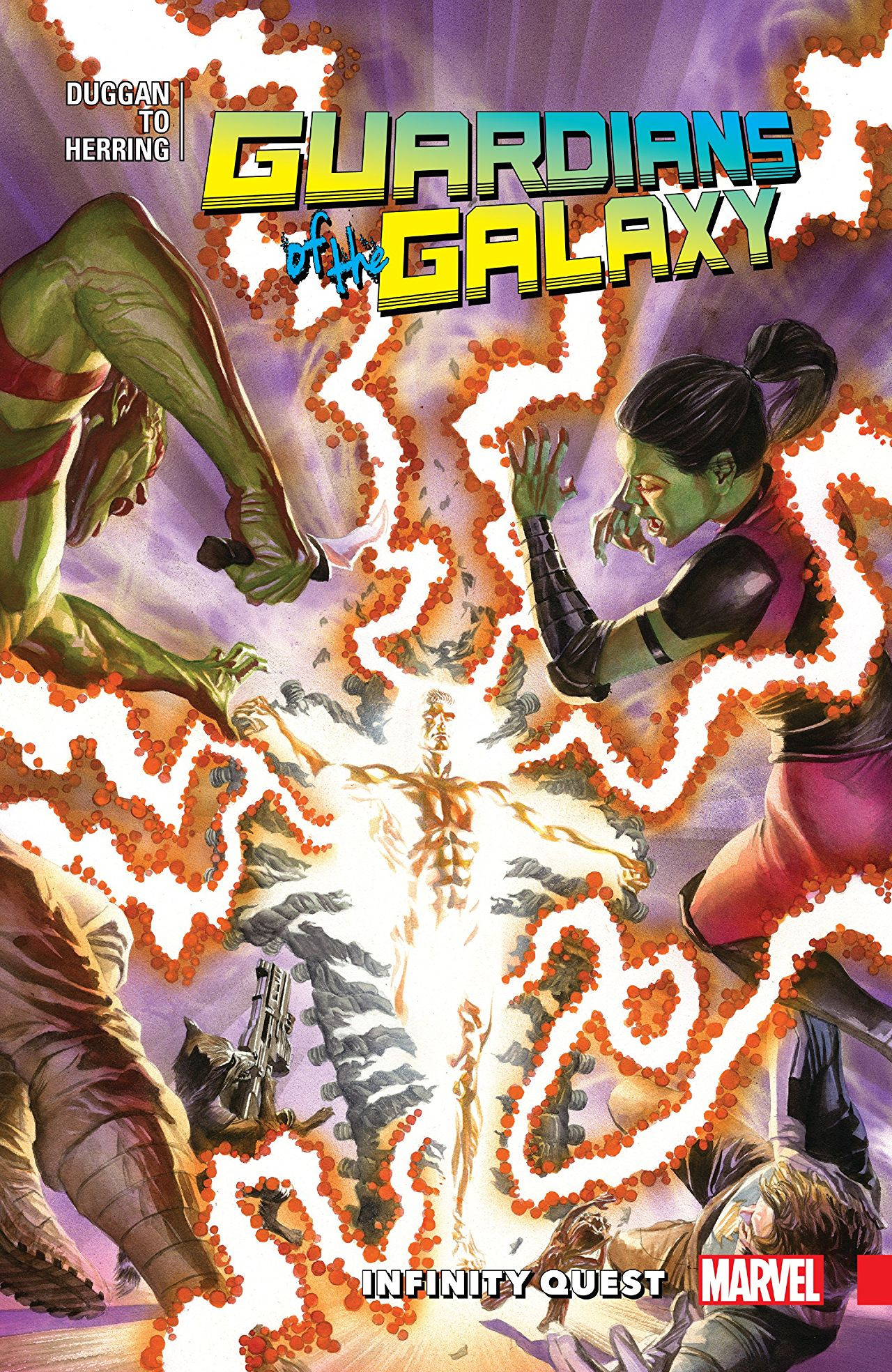 All-New Guardians of the Galaxy TPB Vol 1 3: Infinity Quest