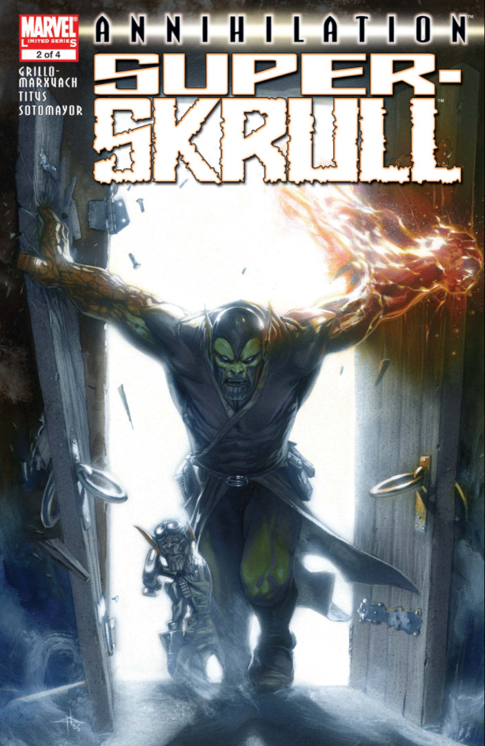 Annihilation: Super-Skrull Vol 1 2