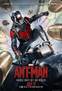 Ant-Man (film) poster 002