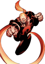 Arkady Rossovich (Earth-1610) from Ultimate Spider-Man Vol 1 121 Cover.png