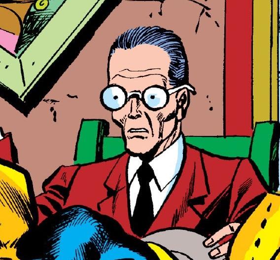 Arnold Krank (Earth-616)