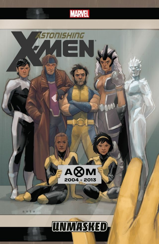 Astonishing X-Men TPB Vol 3 12: Unmasked